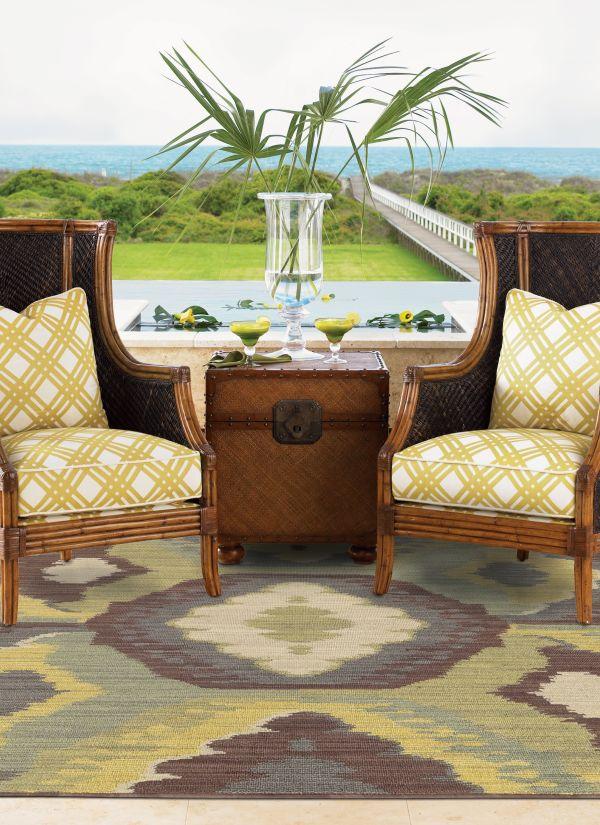 Outdoor area rug | Chesapeake Family Floors